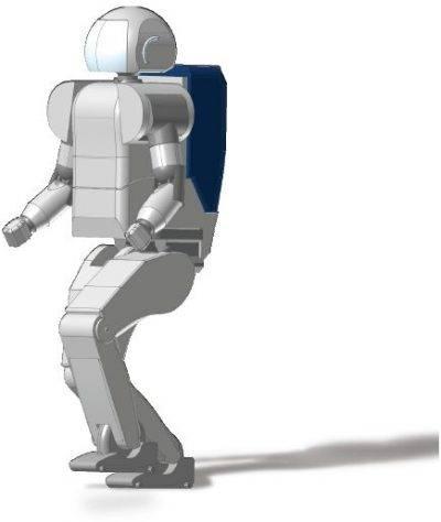 Robot Simulation using RecurDyn Control