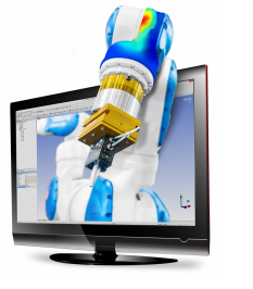 Multi-Body Dynamics software - MBD for ANSYS - motion analysis tool